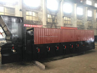 industrial coal fired thermal oil heater furnace stoker