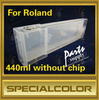 Roland Refillable empty Wholesale remanufactured printer Ink Cartridge