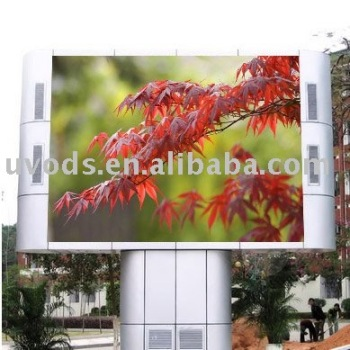 Advertising outdoor full color led sign