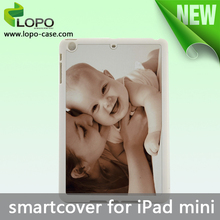 New sublimation smart flip case for iPad mini