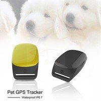 ET20 waterproof collar gps tracker for pets dog,cat, cattle and other animal