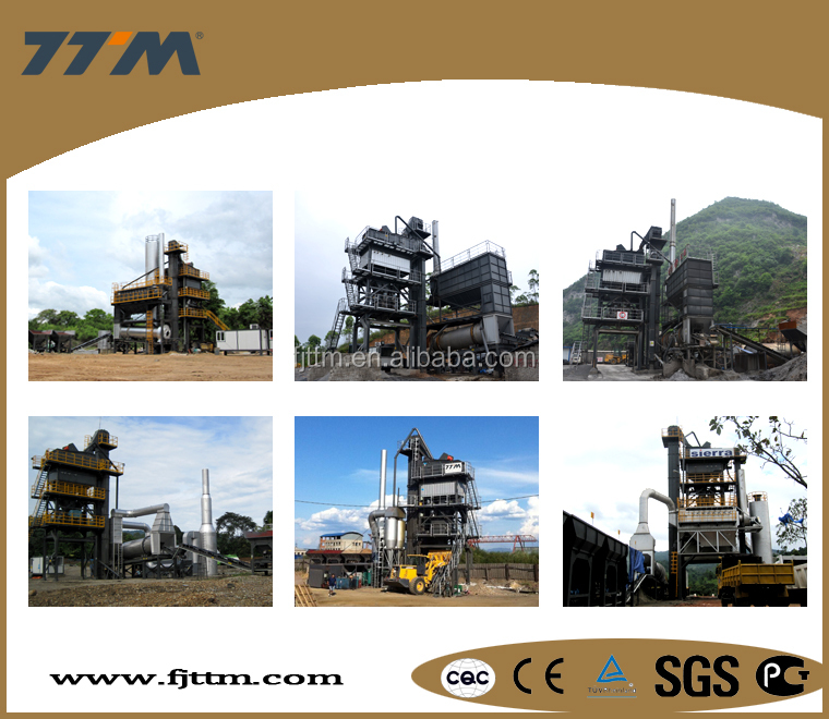 80t/h asphalt hot mix plant, asphalt mixer, asphalt equipment