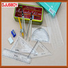 A5001childrens stationery compass set OEM stationery set