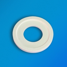 Customized heat resistant high precision zirconia alumina ceramic rings/spacers