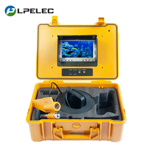 Underwater Fishing Video Camera 7inch Monitor Deep Water Review Pipe Well Inspection CCTV Camera 600TVL 100M Cable