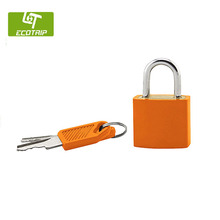 Wholesale Professional Keys Brass Padlock With Keys 2 Pack For Luggage Bag