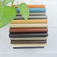 high quality 1.0mm thickness hydrolysis resistance 5 years pu leather for bedroom furniture