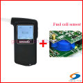 Fuel Cell Sensor breathalyzer digital wine alcohol tester breathalyzer alcohol tester alcohol rubbing tester