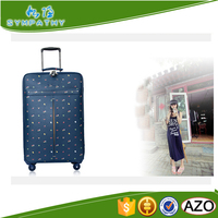leisure luggage parts trolley case upright luggage novelty suitcases