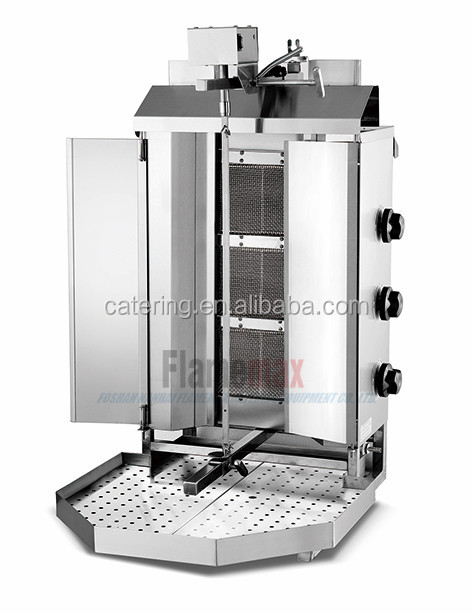 cheap price automatic kebab maker machine for restaurant