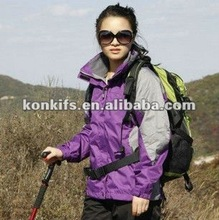 ladies waterproof out door jacket,windbreaker