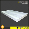 119lm/w Lamp Luminous Efficiency Iron body material professional led panel light troffer led light