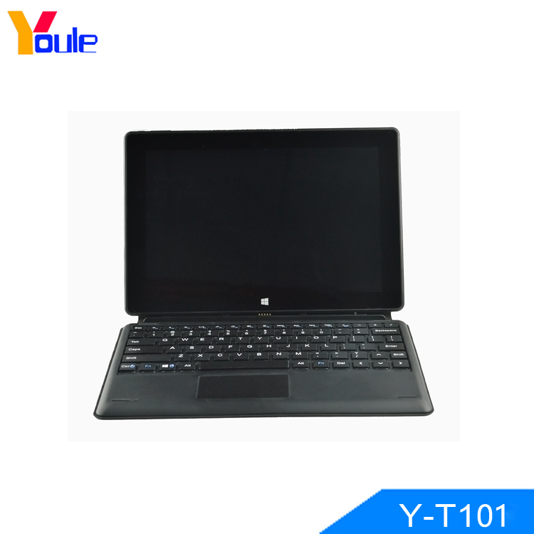 Laptop 2in1 windows10 Android 5.1 cheap smart tablet pc with Z8300