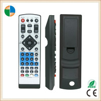 universal NICE led tv remote control with rubber button 2015 new unique design