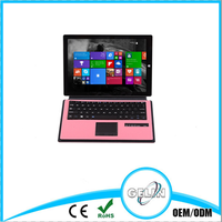 2017 shenzhen detachable ABS mini bluetooth keyboard for Microsoft Surface 3