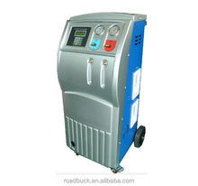 RoadBuck car a/c gas R134a R22 refrigerant recovery recycling vacuuming and recharging machine for sale