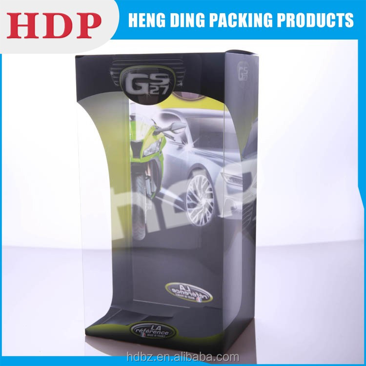 high quality pp pet pvc clear plastic box manufacturer