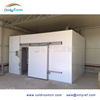 pig meat freezing chamber fruit and vegetable cold room with copeland scroll compressor
