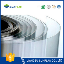 3mm thick transparent clear pvc rigid plastic sheets for thermoforming clear white