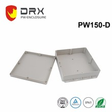 Indoor outdoor ip67 electronics enclosure plastic