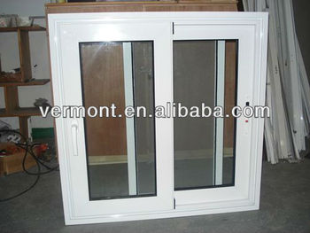 Tempered Glass sliding window