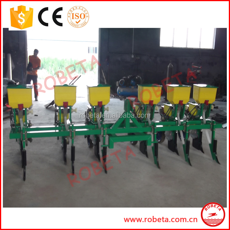 5 rows corn seeder with low price/hand corn seeder machine