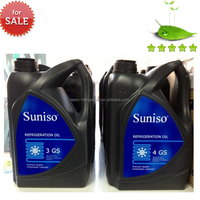 Suniso Refrigeration Oil 3GS,4GS,5GS,good quality lubricant oil hot sell