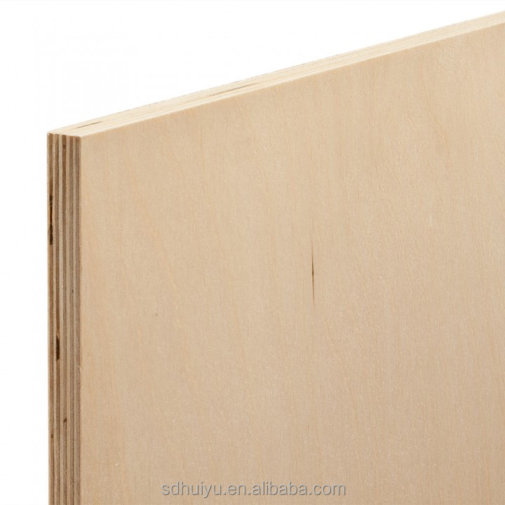 China plywood supplier 4'*8' 15mm baltic birch plywood for wholesalers