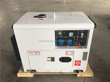 Cheap Chinese Portable 2kw 3kw 5kw Diesel Generator Manufacturer, 5kVA Silent Small Diesel Generator, Mini Generator Power