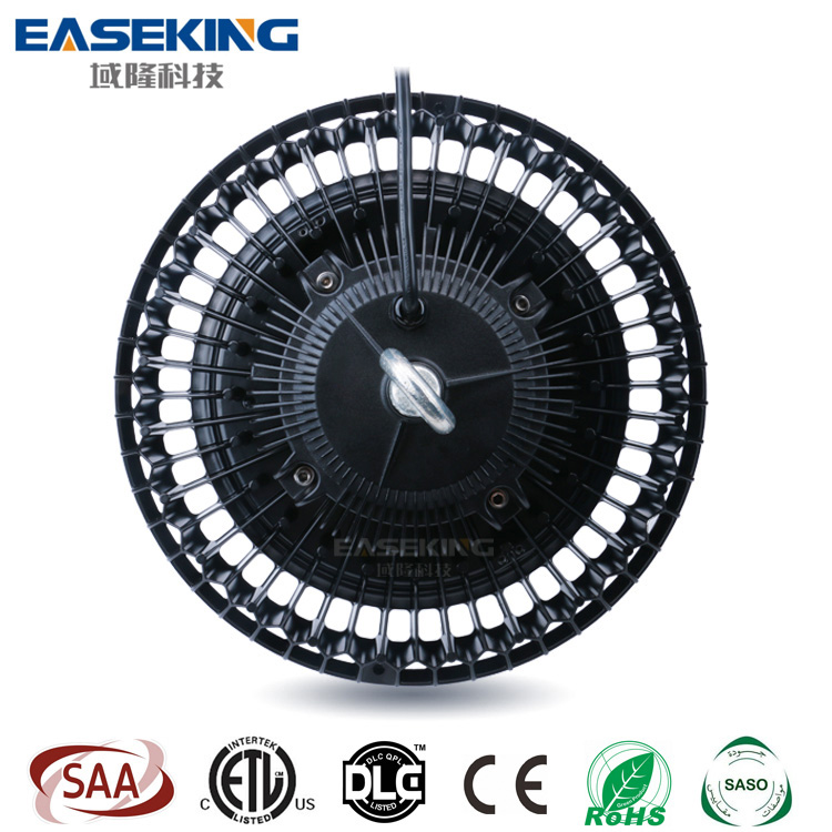 Ul Dlc Cul Saa Listed 60w 100w 150w 200w 240w Led Ufo High Bay Light Replace Induction Lamp Metal Halid Or Hid Lamp
