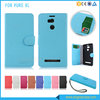Book Style Stand Wallet Cases With Card Slot PU Leather Flip Phone Case For Blu Life Pure XL L260L