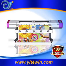 Digital Dx5 head printing banner vinyl eco solvent challenger inkjet UD-211LC Galaxy eco solvent printer machine