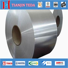 free sample AISI 202 hardness stainless steel strip coil