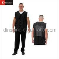 high quanlity professional different types of uniforms/hairdressing smock