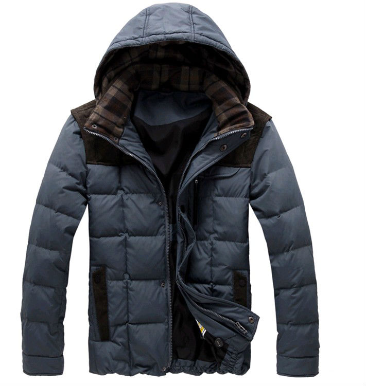 men winter eider down coat LY208