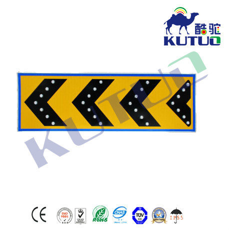 Solar Direction traffic Sign/road sign