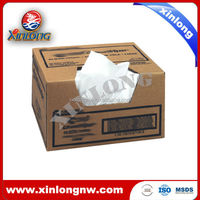 Disposable Spunlace nonwoven automobile wipe for cleaning car