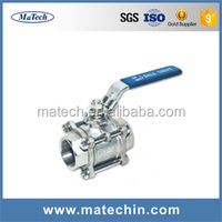 OEM Wholesale Chinese Manufacturer Hydraulic Ball Valve