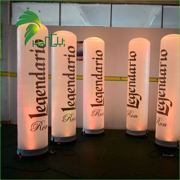 Customized Inflatable Decorations / Inflatable Cone With LED Lights