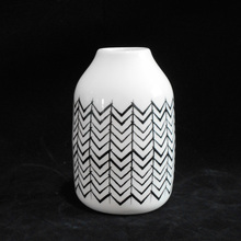 Unique Shaped Custom Ceramic Home Decor Vase