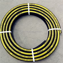 Good Quality Black Colour 900 PSI 1 Inch Rubber Water Hose