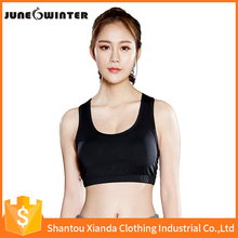 Wholesale/Plus sizes comfortable fat women fitness low price sports bra