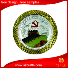 The great wall of china souvenir coin for sale