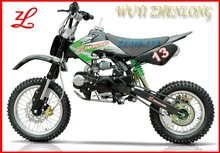 Factory price chinese air cooled colored dirt bike