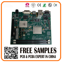 high quality main circuit board desktop computer motherboard