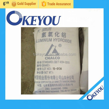 Plastic Filler Artificial stone filler Aluminum Hydroxide Powder