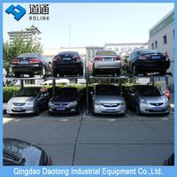Scientific and economical car stacker parking garage equipment