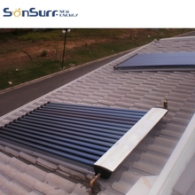 Most Economical Aluminum Frame 300L Prices In China Hot Air Solar Collector