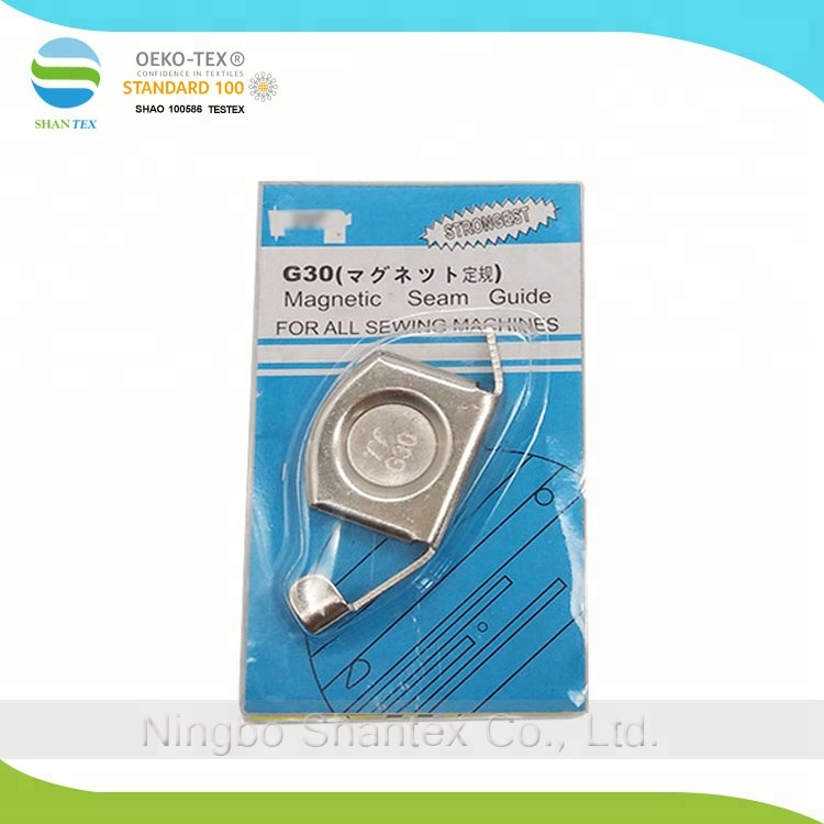 Magnetic Seam Guide of sewing machine parts