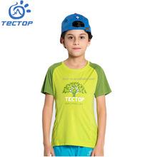 Custom Fitness Leisure Goedkope Kids Fashion Sport t-shirt Kids Casual t-shirt